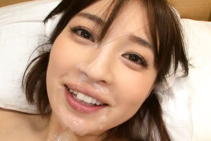 Saya niiyama. Saya Niiyama Asian nurse with brown nipples gets cumshot from fuck