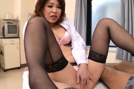 Erika nishino. Erika Nishino Asian strokes dicks and has titties sucked by hunks